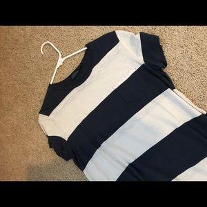 Polo Ralph Lauren Striped T-shirt Dress